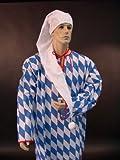 Zipfelmütze Schlafmütze 1m lang Karneval Zubehör Kostüm Fasching