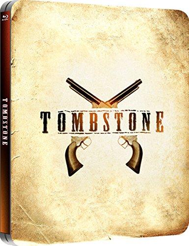 Bild von Tombstone Steelbook Blu-ray, Tombstone - Zavvi Exclusive Limited Edition Steelbook (UK Import mit deutschem Ton) Blu-ray, Uncut, Regionfree