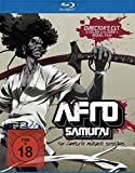 Afro Samurai - The Complete Murder Sessions [Blu-ray] [Director's Cut] -