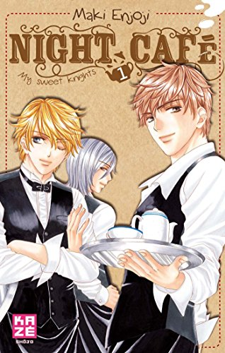 Night Cafe - My sweet knights T01 par Maki Enjoji