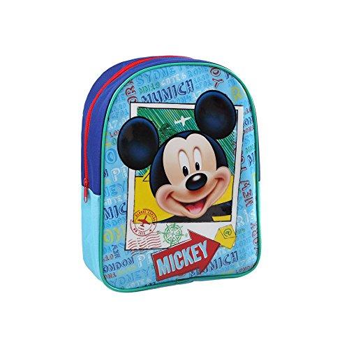 Brotdose Mickey MouseDisney Micky MausBox FrühstückKinder Vesper Dose