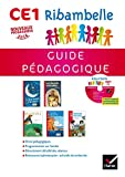 Ribambelle CE1 : Guide pédagogique (1CD audio)