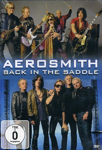 Aerosmith: Back In The Saddle [DVD] [NTSC] [UK Import] Preisvergleich