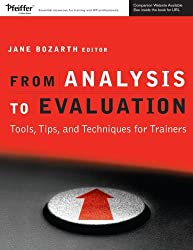 From Analysis to Evaluation: Tools, Tips, and Techniques for Trainers [With CDROM]