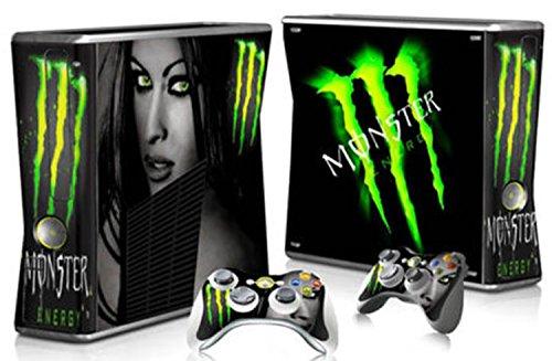 NuoYa005 Heiß Spiel Haut Aufkleber Abziehbild # 023 für XBOX 360 schlank Konsole + Regler Haut Xbox360