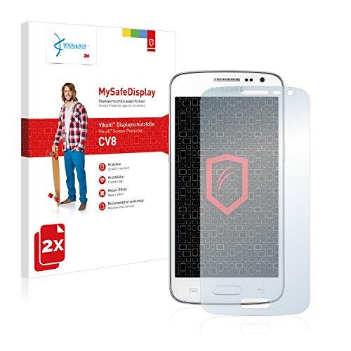 Vikuiti 2x Displayschutzfolie CV8 von 3M für Samsung Galaxy Express 2 G3815 Schutzfolie Folie