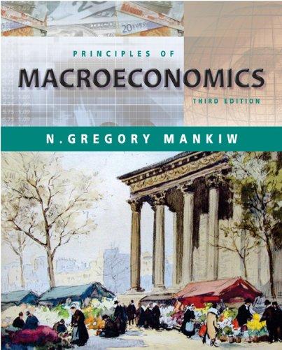 Principles of Macroeconomics por N. Gregory Mankiw