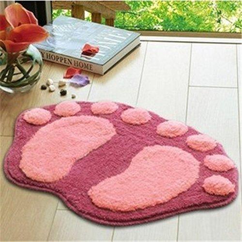 fendii-lovely-foot-shaped-antidrapante-en-peluche-tapis-de-bain-chambre-tapis-tapis-de-sol-paillasso