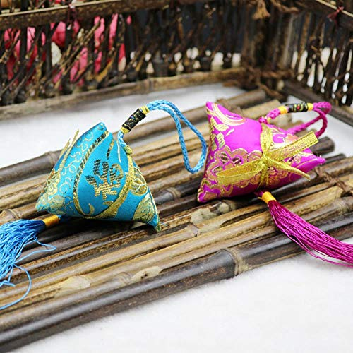WANG 10pcs Dog Year Color Cloth Scorpion Sachet Eps Mosquito Repellent,3
