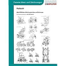 Rollstuhl, über 4700 Seiten (DIN A4) patente Ideen und Zeichnungen