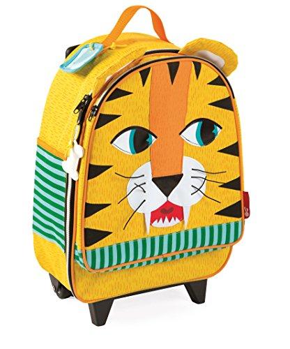 Janod 4507706 - Rollkoffer Tiger, 20 Liter, mehrfarbig Preisvergleich