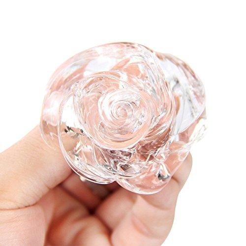 Overdose Spielzeug ungiftig flauschig Floam schlamm ohne Borax-Messy Sludge Spielzeug spielen, farblos, 60ml (Jar Spielen Geld)