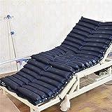 Anti Decubitus Inflatable Matratze, Medical Prevent Decubitus Streak Single Bed Care inflatable Cushion Hemorrhoid Anti Bedsore, 200 cm x 90 cm