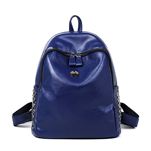 Meoaeo Zaini Per Studenti Donne Pu Nero blue
