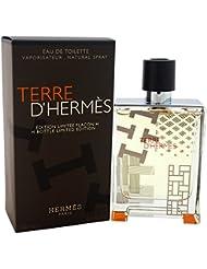 Hermes Terre WC édition limitée Eau de Cologne Vaporisateur 100ml