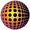DJ Record Turntable Slipmats SYCO DOTS SLIPMAT x 1 (Single)