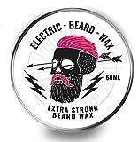 duro barba baffi cera–elettrico barba cera. Super Hold, super Firm–Possibly One of the Hardest barba cere sul mercato.