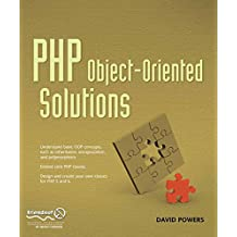 PHP Object-Oriented Solutions