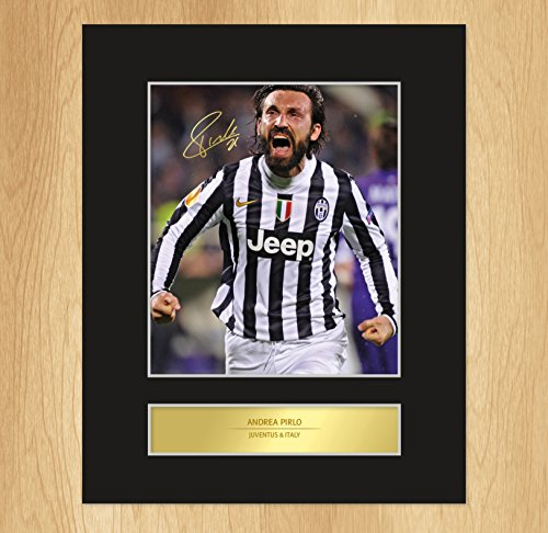andrea-pirlo-signed-mounted-photo-display-juventus