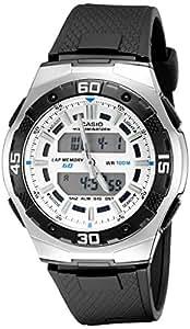 Casio Hommes AQ164W-7AV Ana-Digi Sport Watch