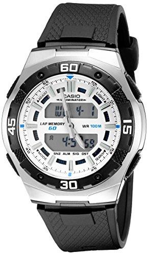 casio-aq164w-7a-mens-white-dial-silver-tone-black-rubber-strap-ana-digi-illuminator-sport-lap-memory