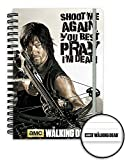 "Calepin Din A5 The Walking Dead ""Crossbow"""