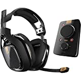 Astro Gaming A40 TR Headset inkl. MixAmp Pro, schwarz (PS4, PS3, PC, MAC) [PlayStation 4,PlayStation 3,Windows 7,Windows 8,Mac]