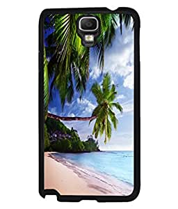 printtech Beach Hawaii Sea Back Case Cover for Samsung Galaxy Note 3 Neo N7505