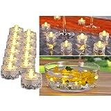 LED-Teelicht 12er warmweiss Wasserdicht Teelichter HI 55019