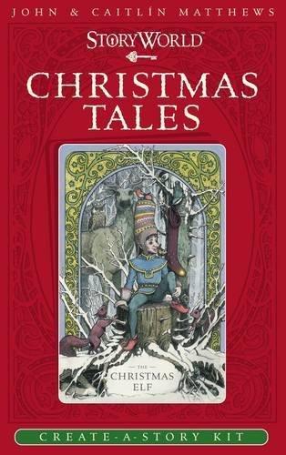 Storyworld Cards - Christmas Tales by John Matthews (2010-09-01)