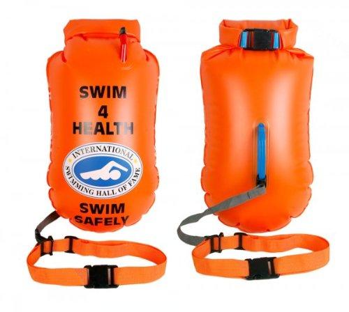 Supporto Gonfiabile per il Nuoto in Acque Libere L 64x30 cm