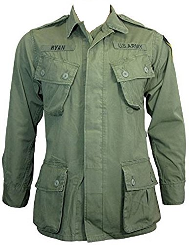 us-army-vietnam-era-tropical-jungle-jacket-american-military-fatigue-combat-top-large-42-44-inch