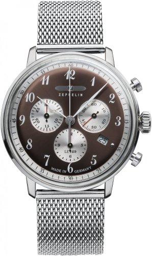 Zeppelin LZ129 Hindenburg Reloj elegante para hombres Clásico & sencillo
