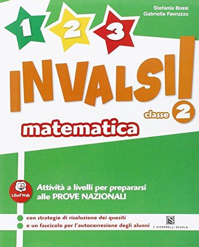 1, 2, 3... INVALSI! Matematica. Per la 2 classe elementare