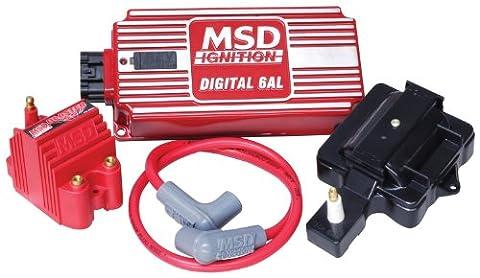 MSD Ignition 85001 Super HEI Kit w/Digital 6AL & Blaster