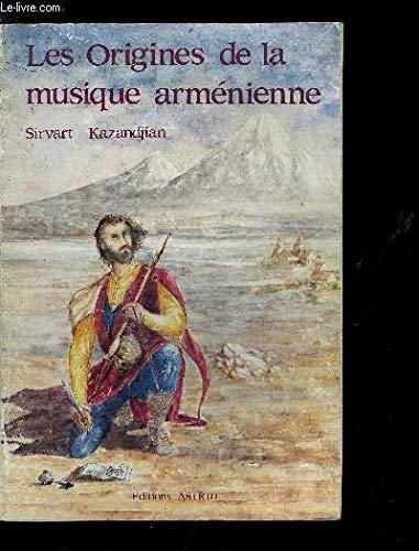 Les Origines de la musique arménienne