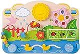 Bigjigs Toys Flower Activity Centre
