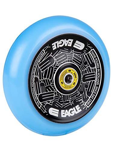 Eagle Supply Hlw Tech Roller-Rad, Schwarz, Blau, 115 mm (Eagle Wheels Scooter)