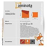 Aminata Kids Kinder-Bettwäsche 100-x-135 cm Stern-e Star Sternchen Baby-Bettwäsche 100-% Baumwolle Renforce pink hell-rosa Weiss Mädchen Vergleich