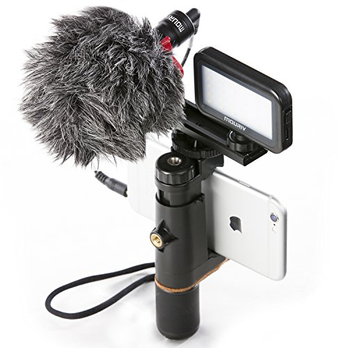 Estabilizador movil Smartphone Video Rig Mouriv...