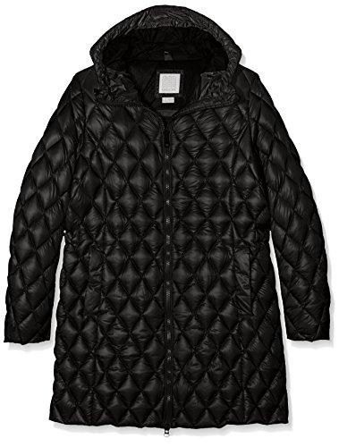 Geox W6425zt2225, Blouson Femme Noir (Black)