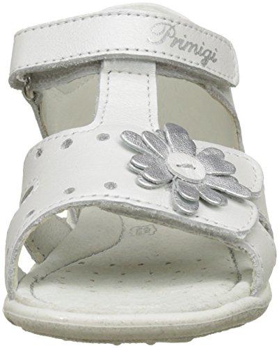 Primigi Pbt 7050, Sandales Bébé Fille Blanc (Bianco)