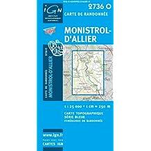 Monistrol d'Allier GPS: IGN2736O