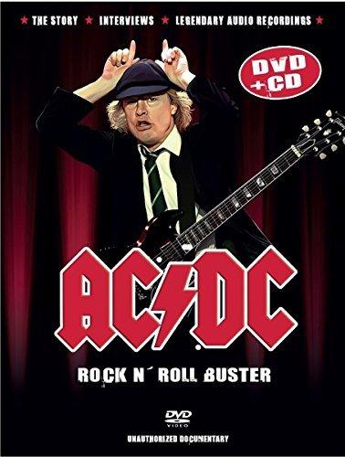 Ac/Dc - Rock N Roll Buster (Dvd+Cd)