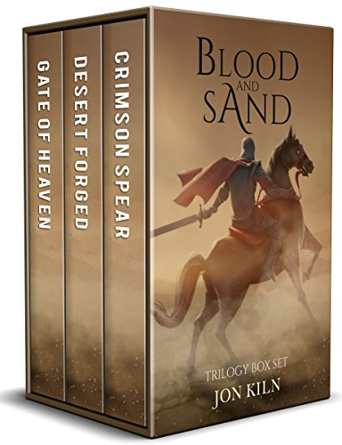 Blood and Sand Trilogy Box Set (English Edition) -