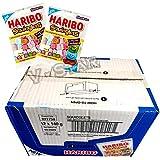 1 x FULL BOX OF HARIBO SWEETS (JELLY BEANS 140g (12 Packs))