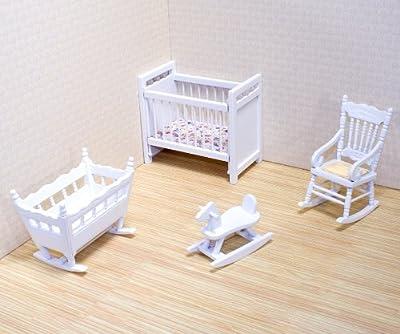 Melissa & Doug Dollhouse muebles infantiles [Importado de Inglaterra] de Melissa&Doug