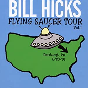 Flying Saucer Tour Vol. 1