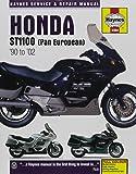 Honda St1100 Pan European V-Fours Service And Repa (Haynes Service & Repair Manual)
