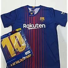 FCB BARÇA Camiseta 1ª Equip 2018-2019 Coutinho T-L F.C.BARCELONA ... b924e8804fa